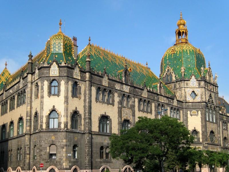 Budapest Decorative Arts