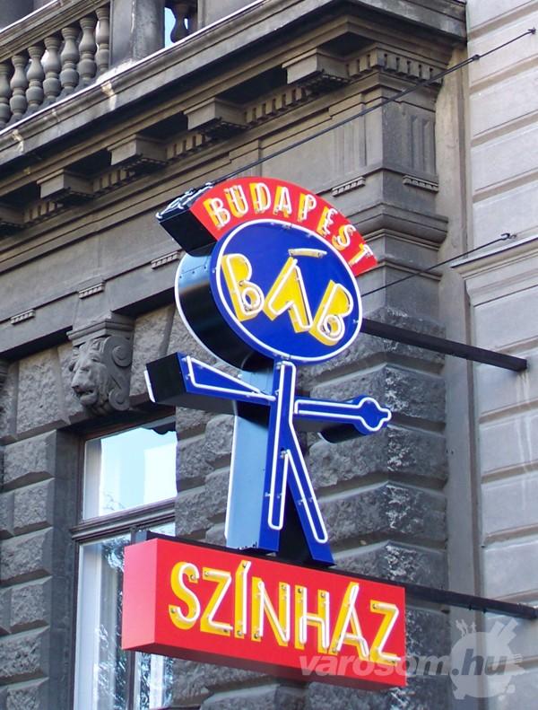 """Képtalálat a következőre: """"Budapest Bábszínház"""""""