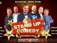STAND UP COMEDY HUMORTÁRSULAT LIVE