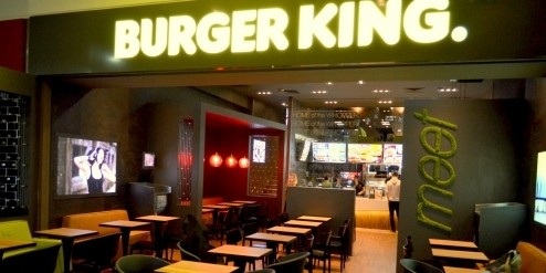 Étterem  - Burger King Mammut