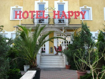 - Hotel Happy Apartments Budapest